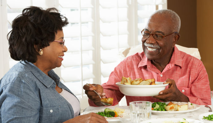 Encouraging Better And Healthy Diets for the Elderly